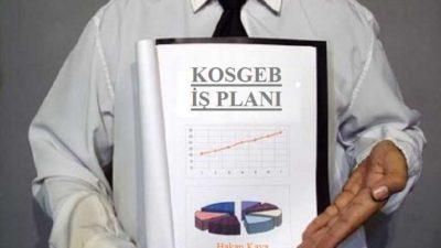 Kosgeb İş Planı Nasıl Hazırlanır? (Basit Yöntem)