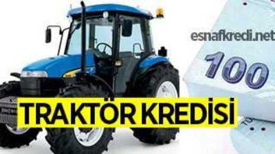 Devlet Destekli Traktör Hibesi ve Kredisi (Marka ve Modeller)