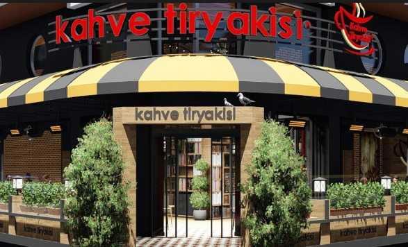 Kahve Tiryakisi Bayilik