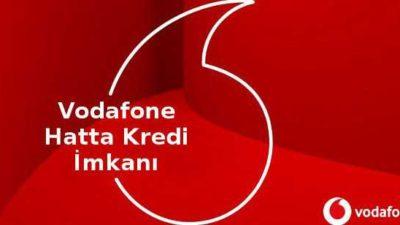 Vodafone Faturalı Hatlara Kredi Veriyor mu? Faiz Oranları Kaç?