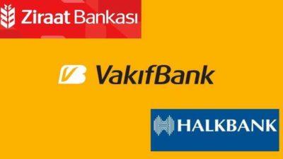Ziraat Bankası Vakıfbank Halkbank 2020 Destekleri
