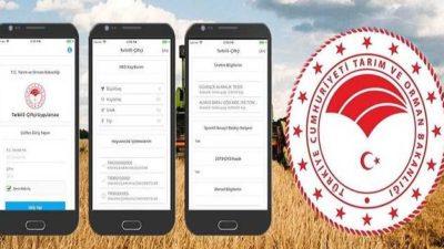 E-Çiftçi Giriş ve Kayıt İşlemleri (E-Devlet Mobil)